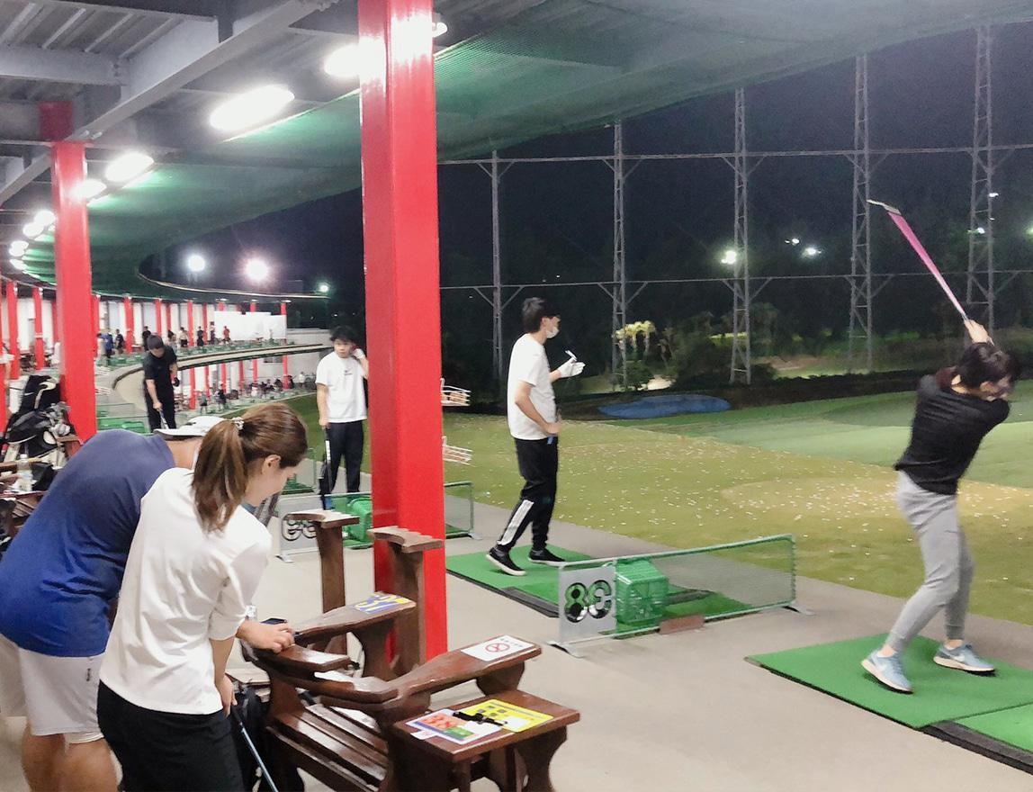 ゴルフサークル イメージ